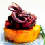 Thumbnail image for Wine-Braised Baby Octopus with Saffron Polenta Cakes