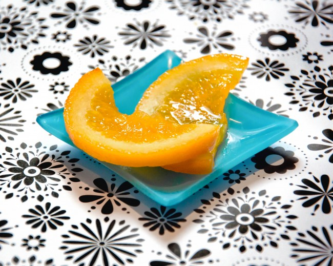 Post image for Candied Orange Slices