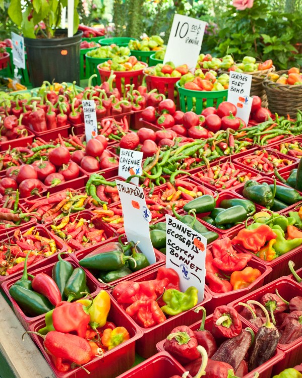 Post image for Montreal's Jean-Talon Market: A Delectable Destination